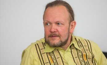 R. Bogdanas. Baltijoje spalį tapo karšta