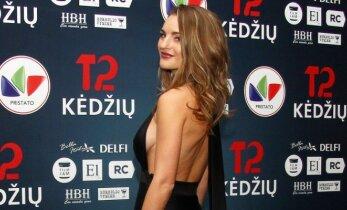 Sekso scenoje įsiamžinusios jaunos Lietuvos aktorės rafinuotas seksualumas veržėsi per kraštus