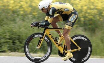 3-ąjį lenktynių Prancūzijoje etapą I. Konovalovas baigė dvyliktas