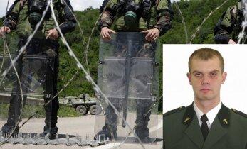 Kosove kulkų suvarpyto Lietuvos pareigūno artimieji: gailesčio ir dėkingumo neliko nė kvapo