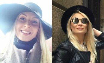 Seserys pasipuošė skrybėlėmis: Kristinai ar Natalijai tinka labiau?