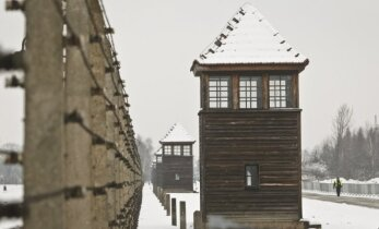Antrojo laipsnio pensijos paskirtos beveik 100 žydų gelbėtojų