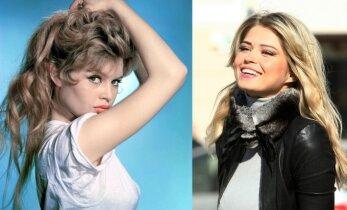 Amžiaus grožio dvikova: Jolanta Leonavičiūtė prieš Brigitte Bardot  (balsavimas)