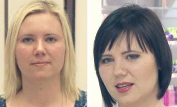 Neįtikėtini dviejų vaikų mamos išvaizdos pokyčiai