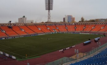 UEFA: Europos futbolo čempionatas gali vykti ir Minske, ir Baku