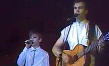 Atgimimo dainius prabilo: į Ameriką jį išvijo duoklės prašę policininkai