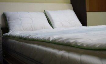 """Statyba Jums"": lova spintoje - sprendimas mažoms erdvėms"