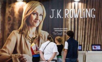 """""""Hario Poterio"""" autorės J. K. Rowling gerbėjams - geros žinios"""