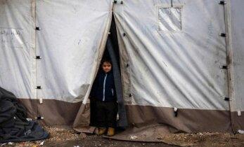 Savanorė papasakojo, kas dedasi pabėgėlių stovykloje