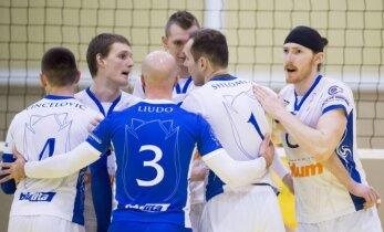 """""""Flamingo Volley-SM Tauro"""" tinklininkai nugalėjo Baltijos lygos čempionus"""
