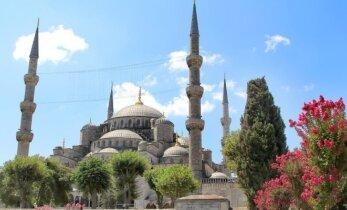 Į Stambulą – už 101 eurą į abi puses