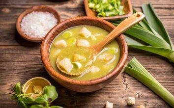 Porų sriuba