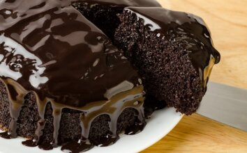 Šokoladinis tortas, kuriam neįmanoma atsispirti