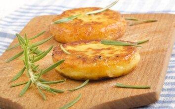 Plikytos bulvių spurgos