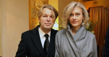 Kęstutis Verslovas ir Ramunė Piekautaitė