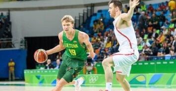 Rio pamoką išmokęs M. Kuzminskas svajoja apie Europos čempiono karūną