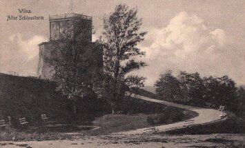 Gedimino pilies bokštas (1916)