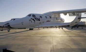 Sudužo erdvėlaivis SpaceShipTwo