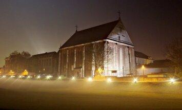 Šv. Jurgio Kankintojo bažnyčia (VšĮ Kauno turizmo informacijos centro nuotr.)