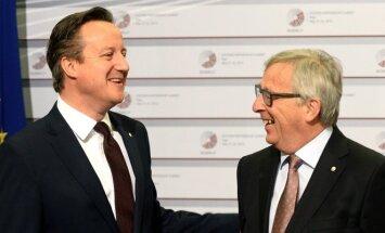 Davidas Cameronas, Jeanas-Claude'as Junckeris