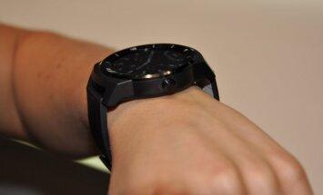 LG G Watch R išmanusis laikrodis