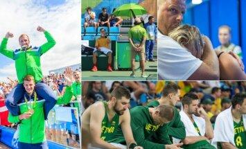 Svarbiausi 2016 metų Lietuvos sporto įvykiai