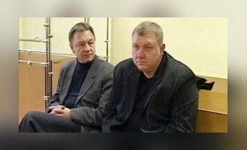 Igoris Strupeikis ir Romanas Čokovas