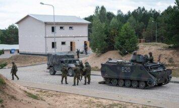Oficialiai atidarytas treniruočių kompleksas Mūšis mieste