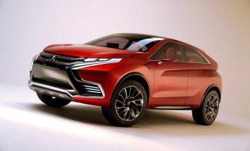 Mitsubishi SUV modelio koncepcija