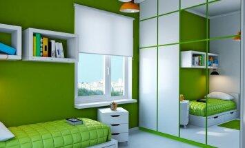 4 pasiūlymai, kaip dekoruoti paauglių kambarius