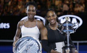 Seserys Venus ir Serena Williams