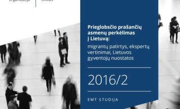 Resettlement and relocation in Lithuania Study IOM Vilnius