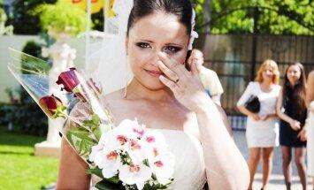 Mano vestuvės: blogiausiame sapne nebūčiau to įsivaizdavusi