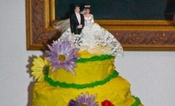 Nepavykęs tortas