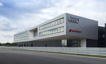 Audi Sport padalinyje dirba virš 300 žmonių