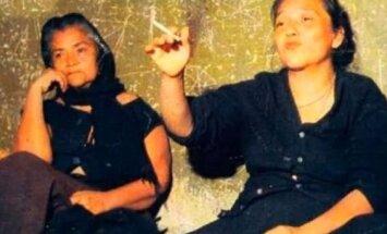 Seserys Delfina ir Maria de Jesus Gonzalez