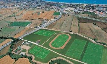 Emirhano sporto kompleksas (fkzalgiris.lt nuotr.)