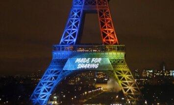 Paryžiaus olimpinis šūkis