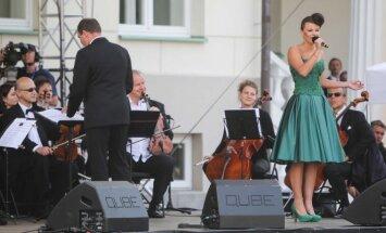 Šventinis koncertas S. Daukanto aikštėje