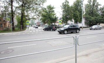 Herkaus Manto gatvė Vilniuje
