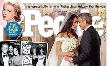 Geoge'as ir Amal Clooney, people.com nuotr.