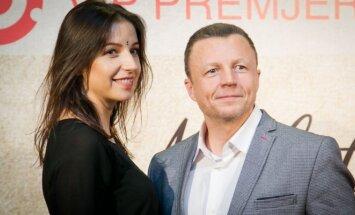 Gediminas Juodeika su Ereta Tarūtiene