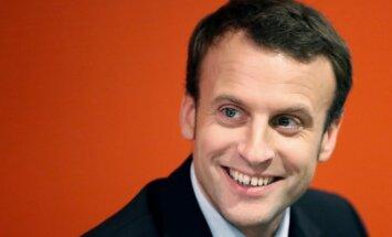 Melagingų žinių spąstuose – Prancūzijos kandidatas į prezidentus E. Macronas