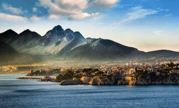 Sicilijos pakrantė