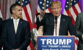 Corey Lewandowskis, Donaldas Trumpas