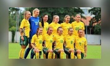 Lietuvos merginų U15 futbolo rinktinė