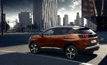 Naujos kartos Peugeot 3008
