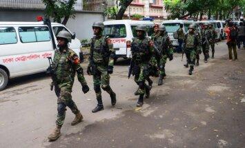 Bangladešo kariuomenės veiksmai po islamistų išpuolio