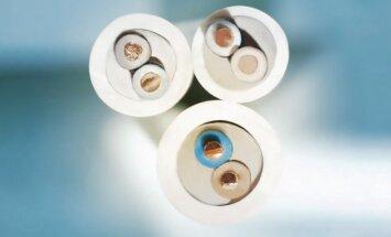 Patarimai įsirenginėjantiems būstą: kabeliai skiriasi savo kokybe