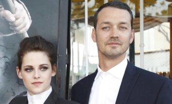 Rupert Sanders  ir Kristen Stewart